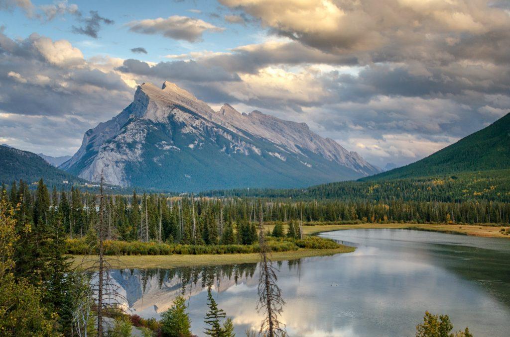 Mount Rundle, Banff, Canada