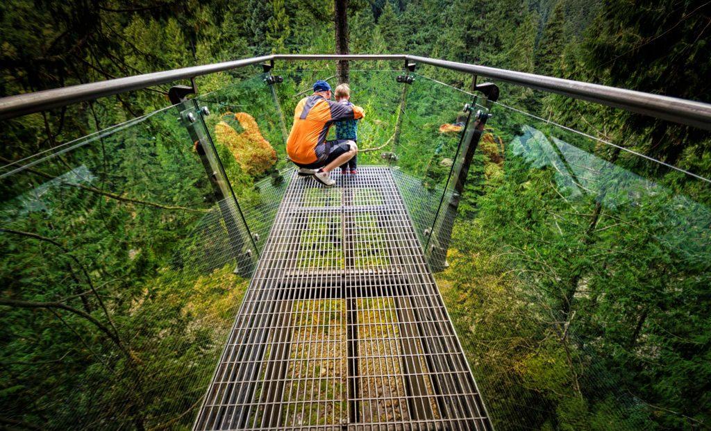 Capilano Park, British Columbia, Canada