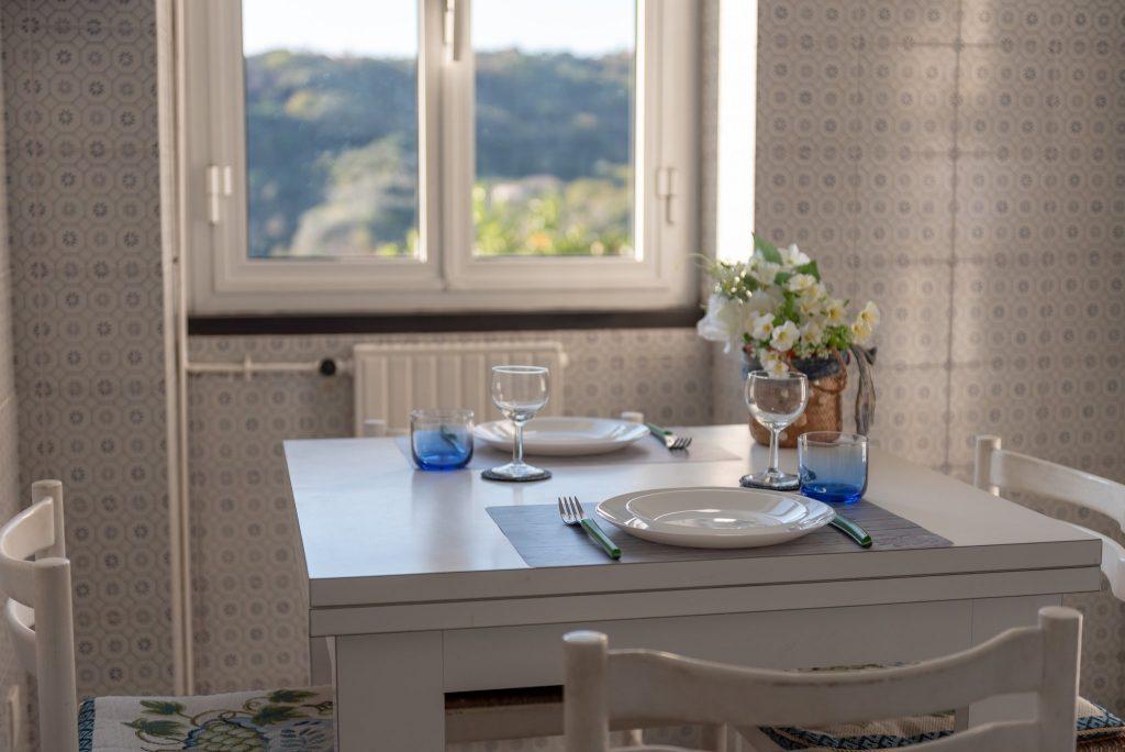 Fotografia d'interni: Dettaglio cucina a Rapallo