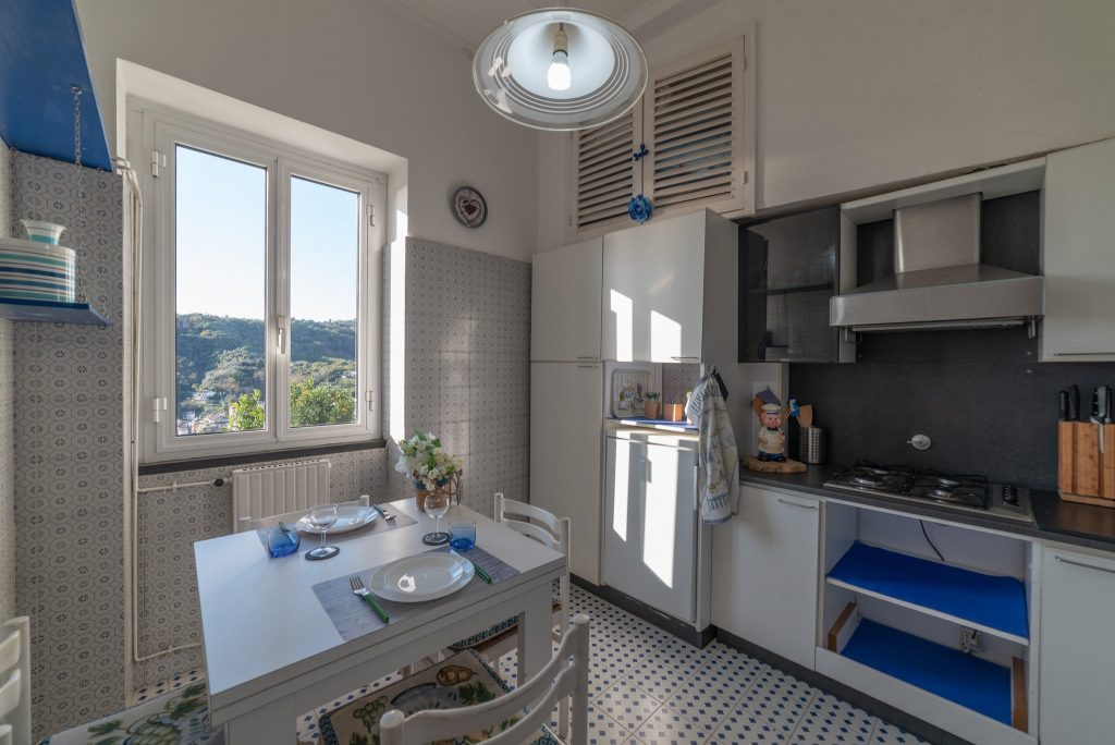 Fotografia d'interni: Cucina a Santa Margherita Ligure