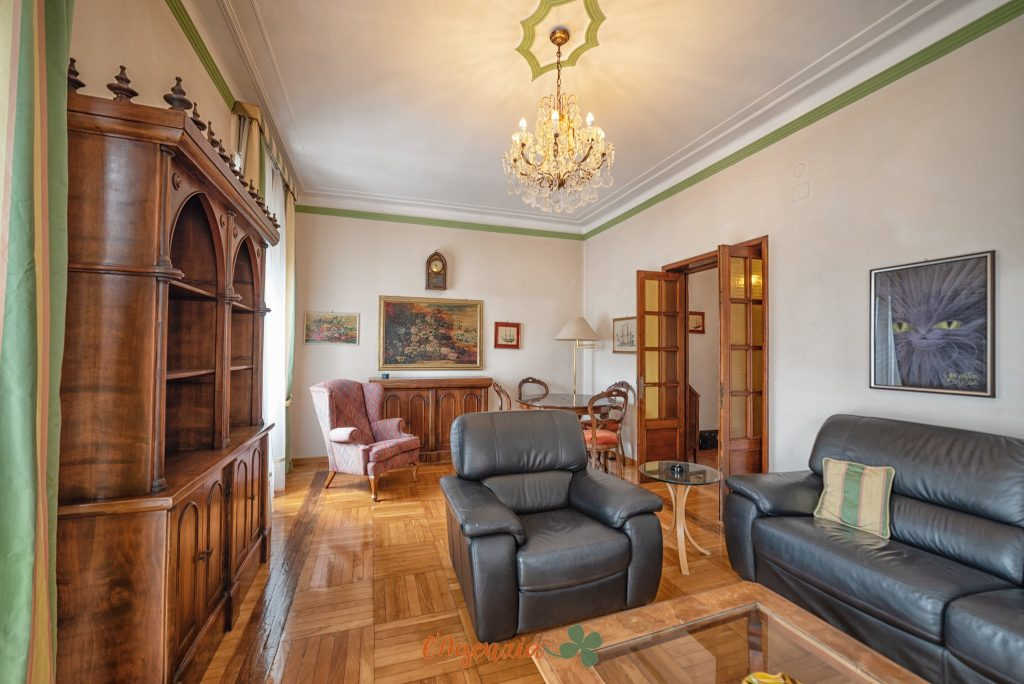 Fotografia d'interni: Salone a Santa Margherita Ligure