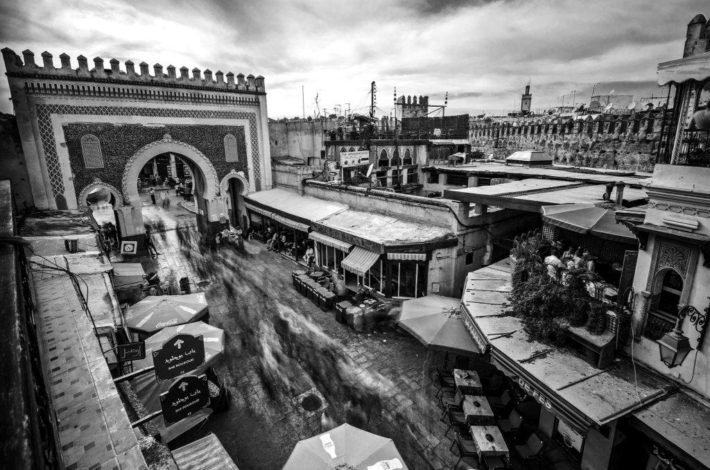 Fez, Marocco: Festival di Ottobre