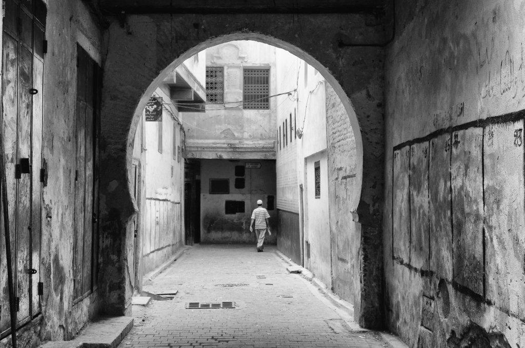 Fez, Marocco: La Medina