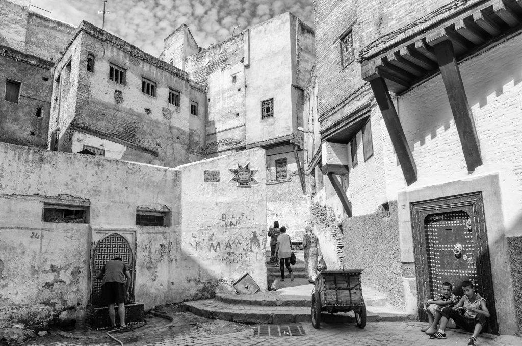 Fez, Marocco: La Medina e i suoi Abitanti