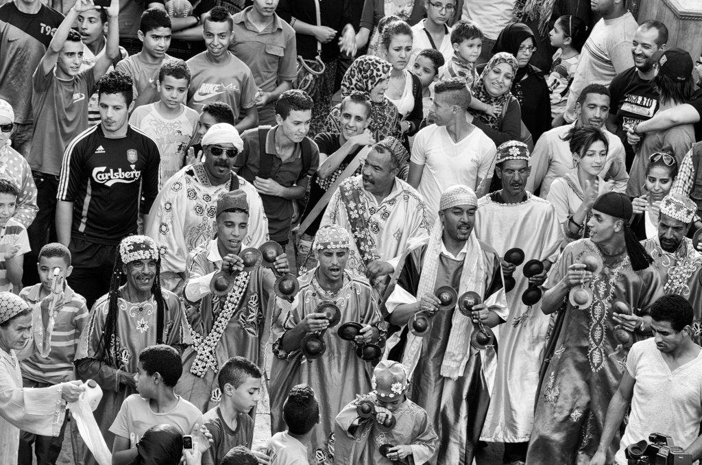 Fez, Marocco: Festival di Ottobre - Personaggi