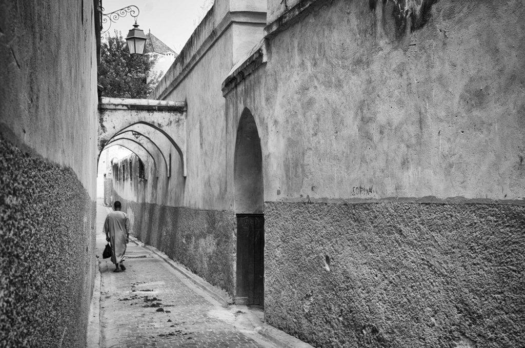 Fez, Marocco: La Via di Fuga
