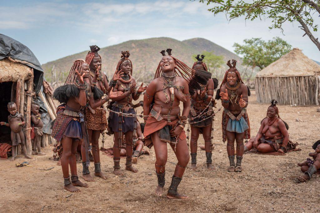 Danza delle donne Himba