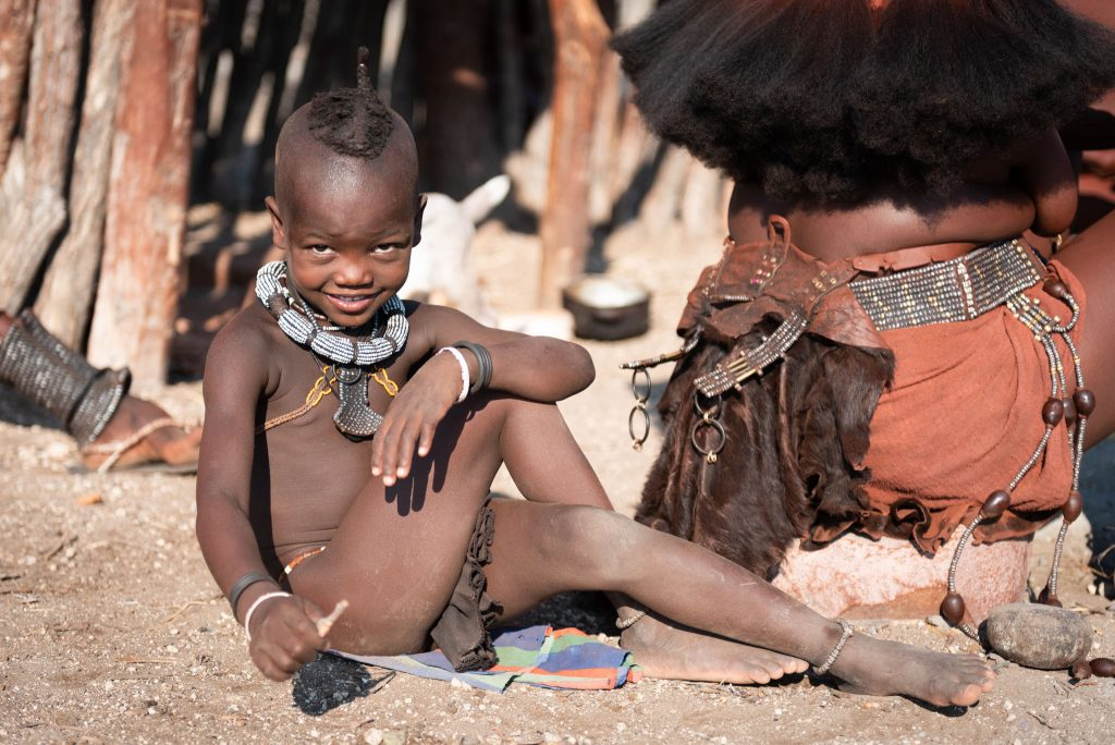 Bambino Himba