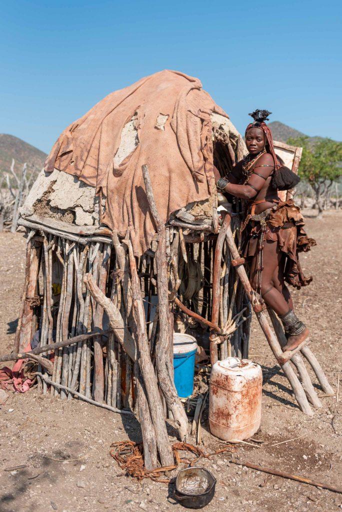 Le scorte degli Himba