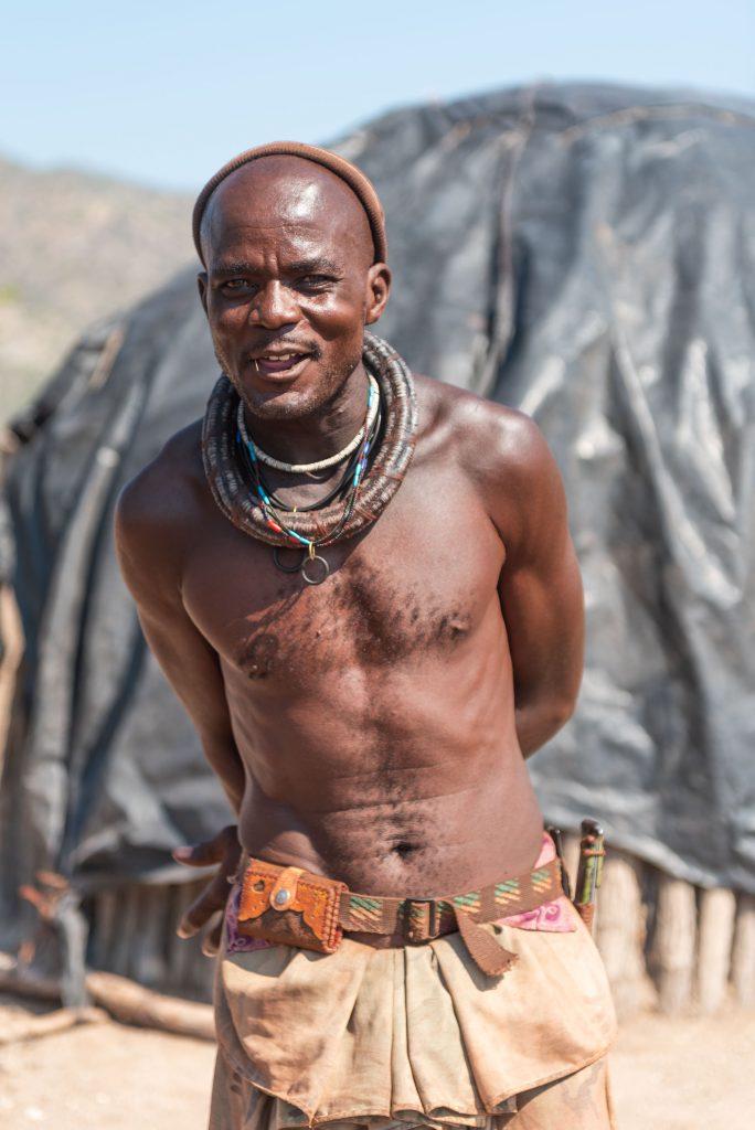 Uomo Himba