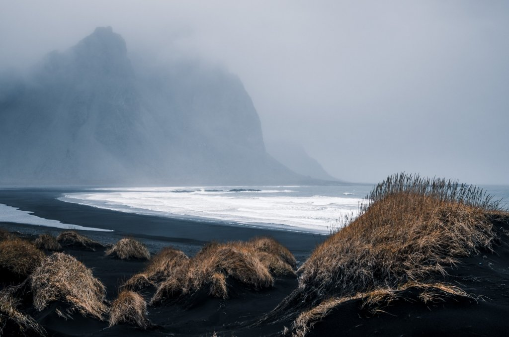 Islanda: atmosfera noir