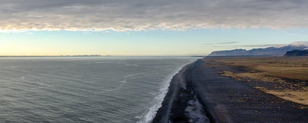 Spiaggia Nera e Isole Vestmann, Islanda