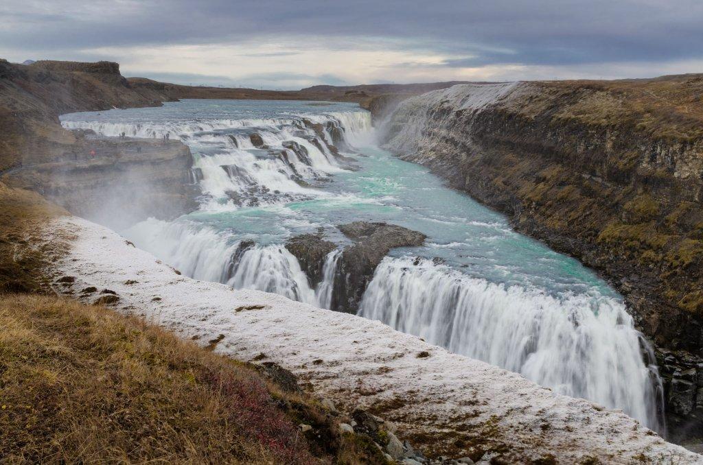 Gullfoss, Islanda (Circolo d'Oro)