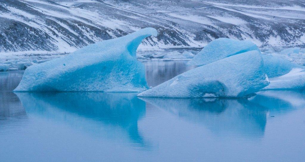 Iceberg di Jokulsarlon, Islanda