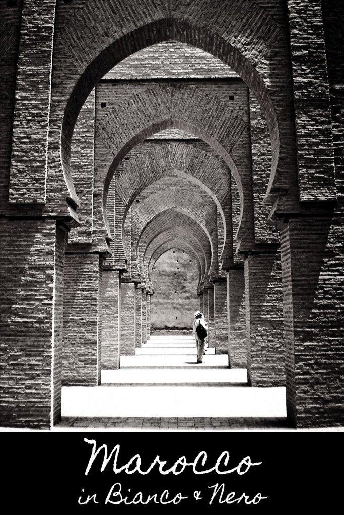 Marocco in Bianco e Nero