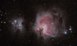 Corso di Astrofotografia: Orione