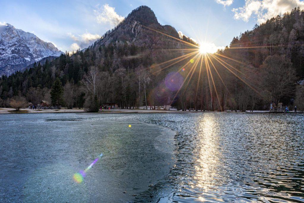 Lago Jasna - Slovenia