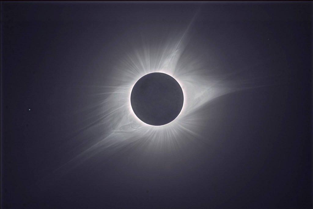 Eclissi Totale di Sole by Daniele Gasparri Astrofisico
