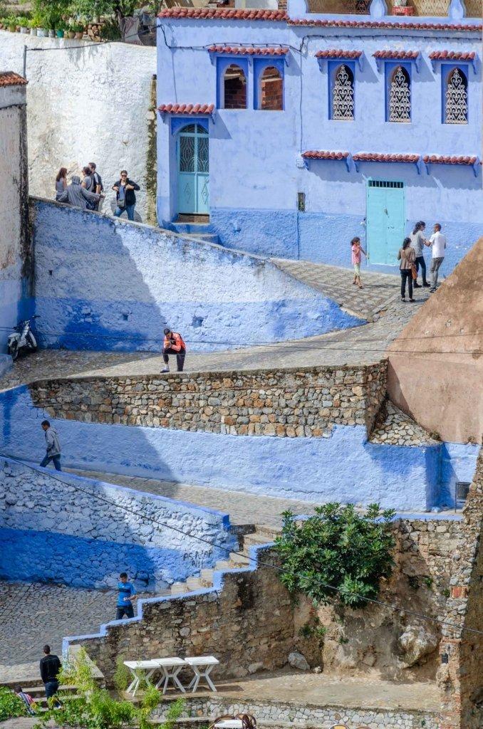Chefchaouen, Marocco: La Città Blu - La vita