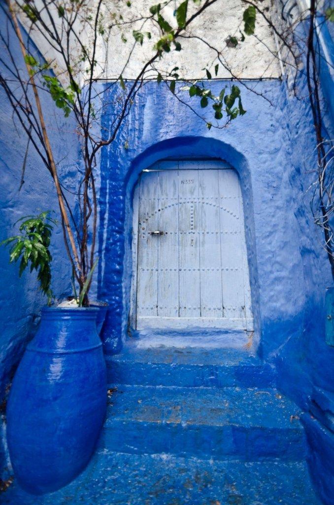 Chefchaouen, Marocco: La Città Blu