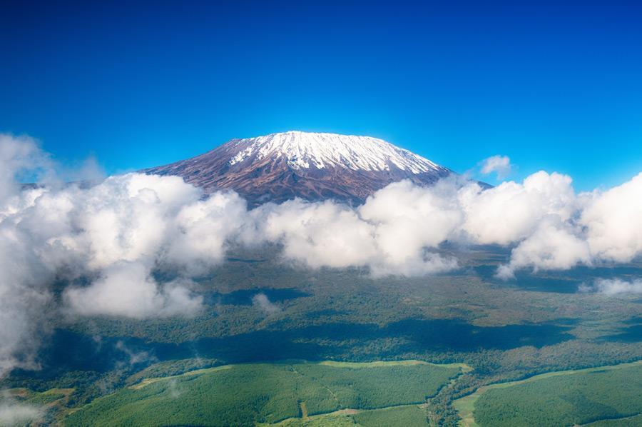 Kilimangiaro, Tanzania